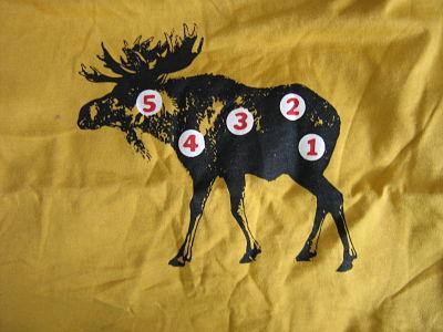 54321 T-Shirt