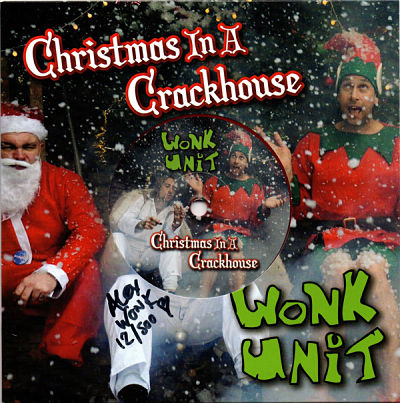 Christmas In A Crackhouse